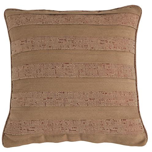 """Croscill Classics® Tucson 16"""" Square Decorative Pillow"""