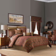 CLOSEOUT! Croscill Classics® Salerno 4-pc. Comforter Set & Accessories