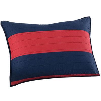 IZOD® Nottingham Stripe Standard Sham