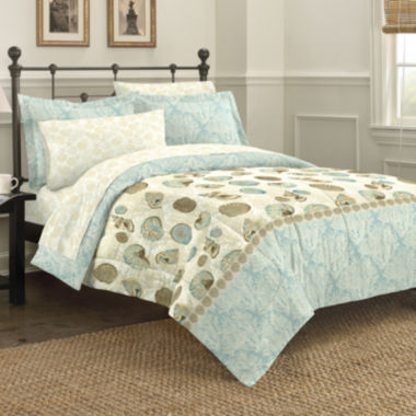 jcpenney.com | Discoveries Seabreeze Complete Bedding Set with Sheets