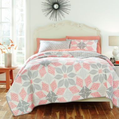 jcpenney.com | KD Spain Canyon Reversible Quilt Set