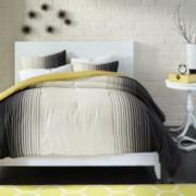 Comfy Colorblock Comforter Set
