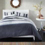 Bedwear Live Comfy Snuggle Stripe Comforter Set