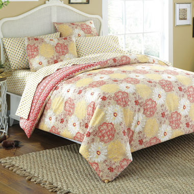 jcpenney.com | Free Spirit Wildflower Complete Bedding Set with Sheets