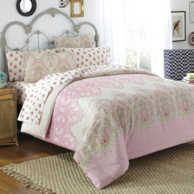 jcpenney.com | Free Spirit Victoria Complete Bedding Set with Sheets