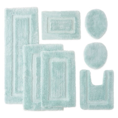 jcpenney.com | Chiffon Super-Soft Bath Rug Collection