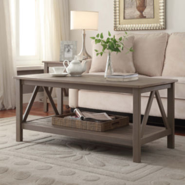 jcpenney.com | Titian Rectangular Coffee Table