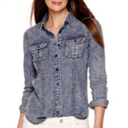 Levi's® Long-Sleeve Denim Shirt