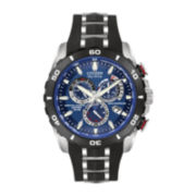 Citizen® Eco-Drive® Perpetual Chrono A-T Mens Limited Edition Watch AT4021-02L