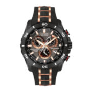 Citizen® Eco-Drive® Perpetual Chrono A-T Mens Limited Edition Watch AT4029-01E