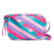 On the Verge Striped Crossbody Bag - Girls One Size