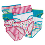 Total Girl® 10-pk. Briefs - Girls 4-14
