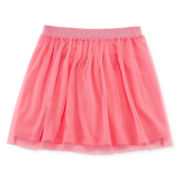 Total Girl® Holiday Tulle Skirt - Girls 7-16 and Plus