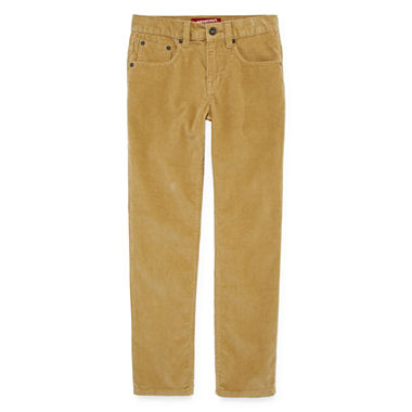 Arizona Corduroy Pants - Boys 8-20, Slim and Husky - JCPenney