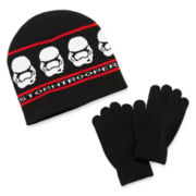 Star Wars™ Storm Trooper Reversible Hat and Gloves Set