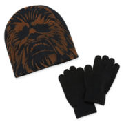 Star Wars™ Episode VII Chewie Beanie and Gloves Set