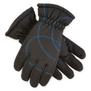Waterproof Ski Gloves with Thinsulate™ - Boys 8-20