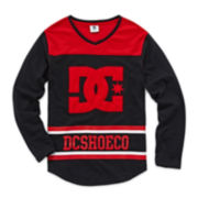 DC Shoes® Long-Sleeve Graphic Tee - Boys 8-20