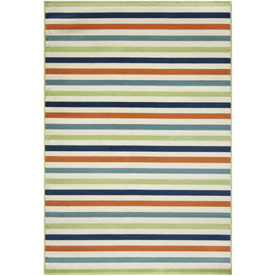 jcpenney.com | Momeni® Baja Stripe Indoor/Outdoor Rug Collection