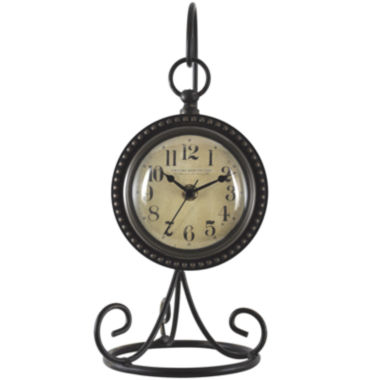 jcpenney.com | FirsTime® Charmed Hanging Tabletop Clock