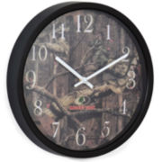 Mossy Oak Wall Clock