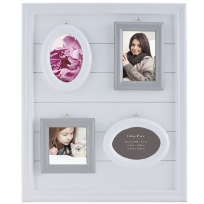 Burnes of Boston 4 Opening Hanging Picture Frame