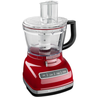 jcpenney.com | KitchenAid® 14-Cup Food Processor with ExactSlice™ System and Dicing Kit KFP1466
