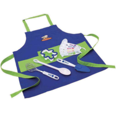 jcpenney.com | Curious Chef® 11-pc. Boys Chef Kit with Apron