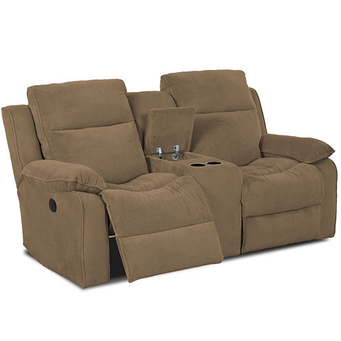 Toby Reclining Loveseat
