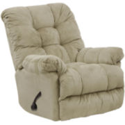 Nathan Chaise Recliner with Heat and Massage