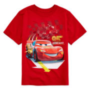 Disney Collection Cars Graphic Tee - Boys 2-12