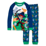 Disney Collection Jake Pajama Set - Boys 2-8