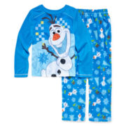 Disney Collection Frozen Olaf Pajama Set - Boys 2-10