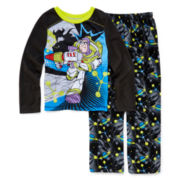 Disney Collection Buzz Lightyear Pajama Set - Boys 2-10