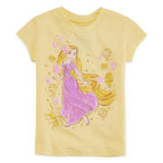 Disney Collection Rapunzel Graphic Tee - Girls 2-12