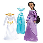 Disney Collection Jasmine Wardrobe Doll