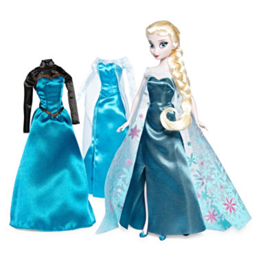jcpenney.com | Disney Collection Elsa Wardrobe Doll