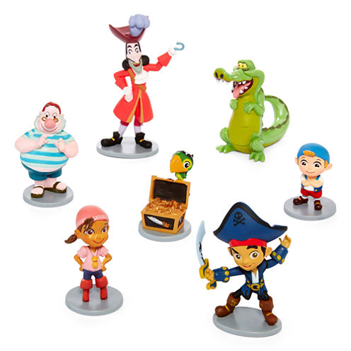 Disney Collection Captain Jake Play Set