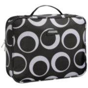 WallyBags Travel Cosmetic Organizer Toiletry Bag
