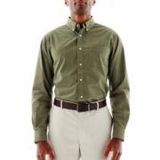 Dockers® Mini Check No-Wrinkle Shirt