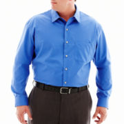 Van Heusen® Premium No-Iron Sateen Shirt–Big & Tall
