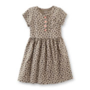 Carter's® Floral Dress - Girls 2t-4t