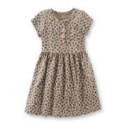 Carter's® Floral Dress - Girls 2t-4t