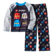 Lego Ninjago Long-Sleeve 2-pc. Knit Pajama Set – Boys 4-12