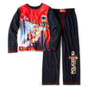 Lego Movie Long-Sleeve 2-pc. Knit Pajama Set – Boys 4-12