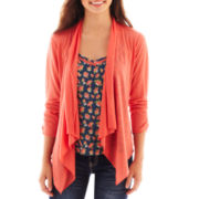 Self Esteem® Cardigan with Cami