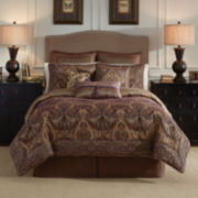 Croscill Classics® Athena Jacquard 4-pc. Comforter Set & Accessories