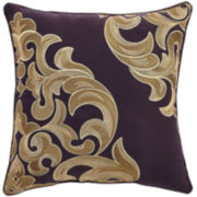 "Croscill Classics® Athena 16"" Square Decorative Pillow"