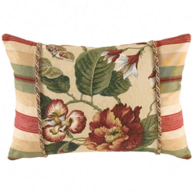 jcpenney.com | Waverly® Laurel Springs Oblong Decorative Pillow