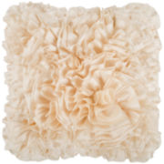 Surya® Prom Ruffled Decorative Pillow